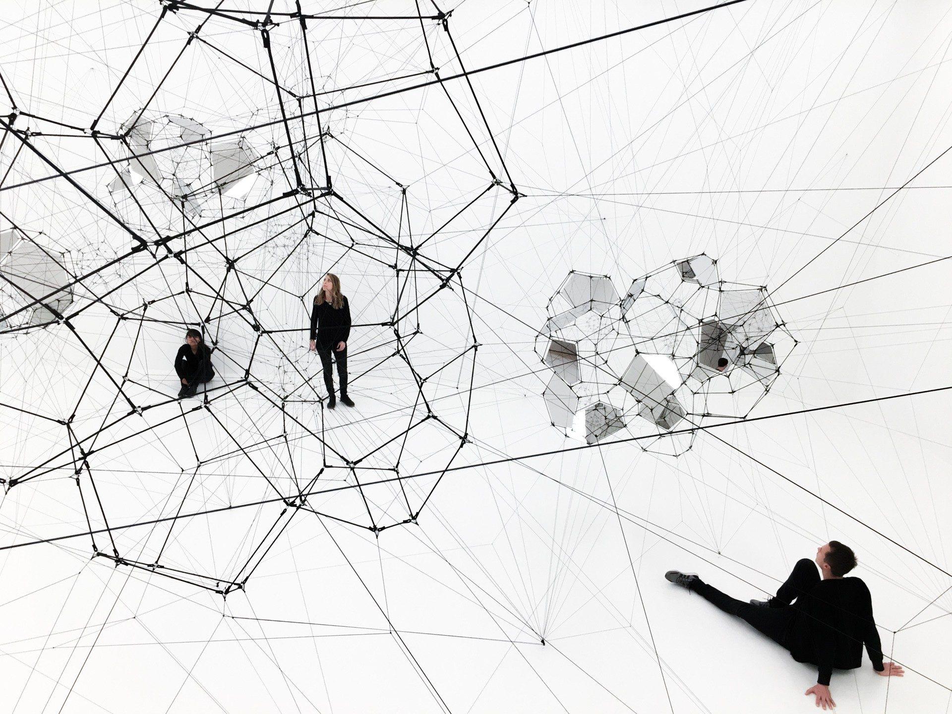 Stillness in Motion — Cloud Cities