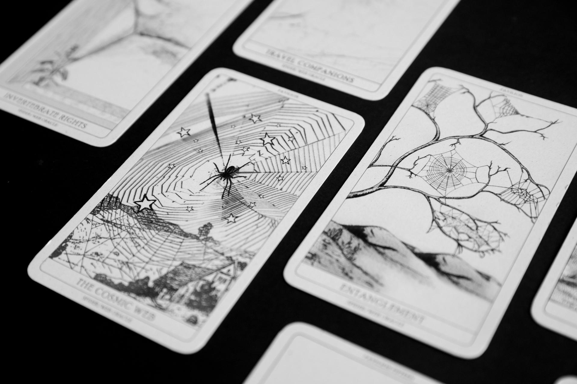 Arachnomancy Cards
