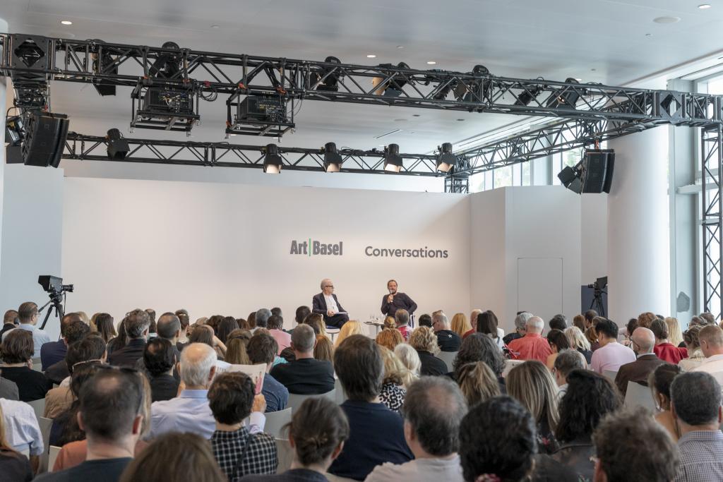 Art Basel Miami – Albedo | Hans Ulrich Obrist in conversation with Tomás Saraceno