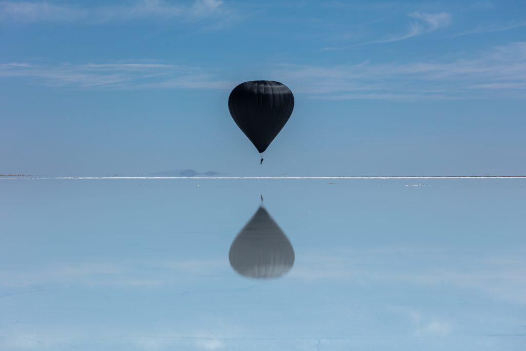 Fly with Aerocene Pacha