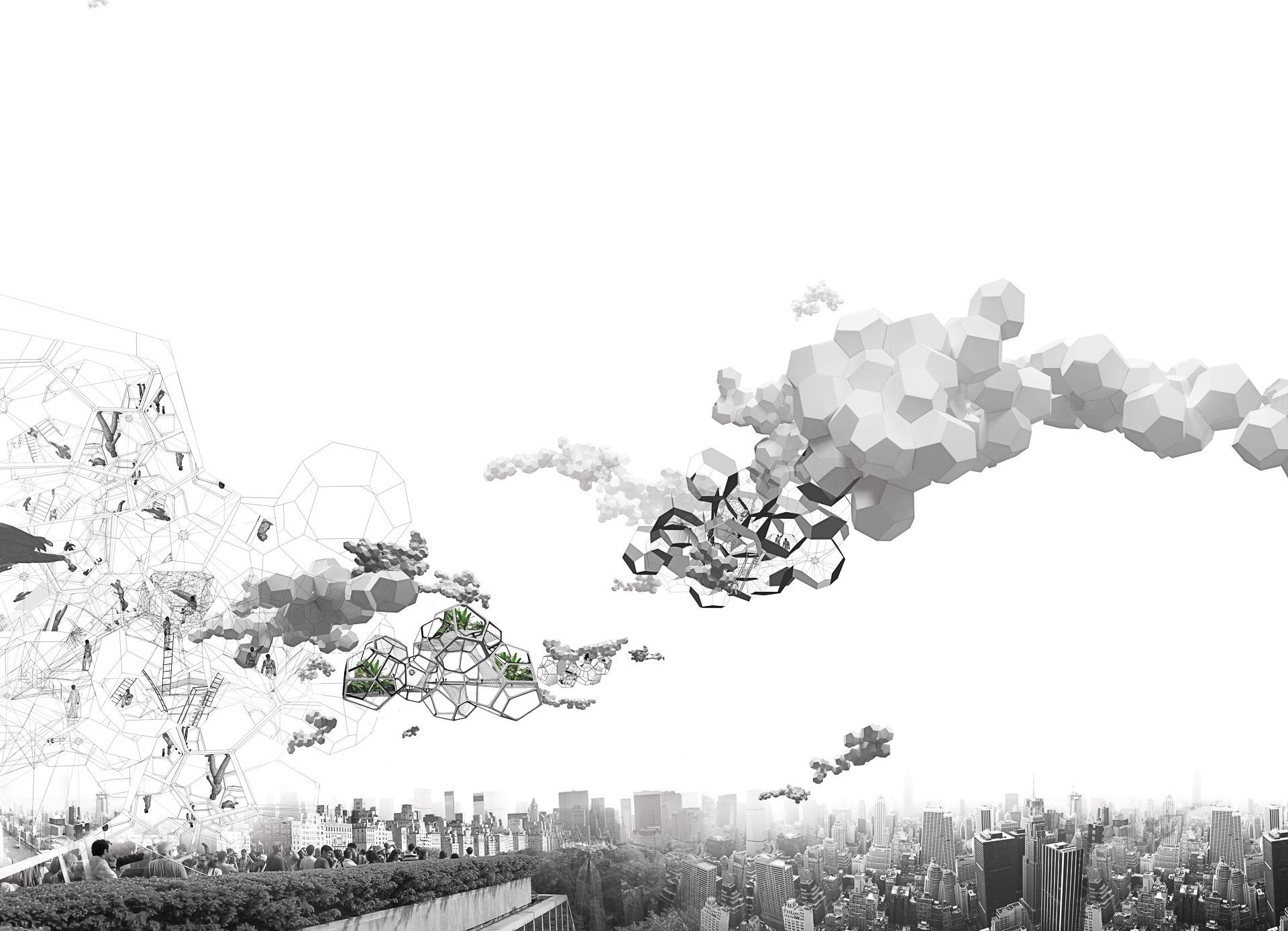 Tomás Saraceno's Cloud Cities and Solar Balloon Travel – Interview with The Creators Project