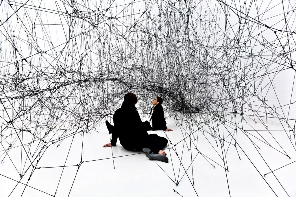 <p>14 Billions (Working Title) at Bonniers Konsthall</p>